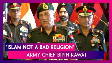 6-10 Pakistani Soldiers Killed, Three Terror Camps Destroyed: Army Chief Bipin Rawat