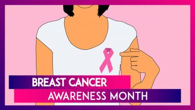 Breast Cancer Awareness Month: Know All About The Second Most Common Cancer In Women