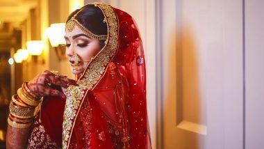 Solah Shringar List for Karwa Chauth 2019: Know Hindu Bridal Adornments & Its Significance on the Auspicious Karva Chauth Vrat