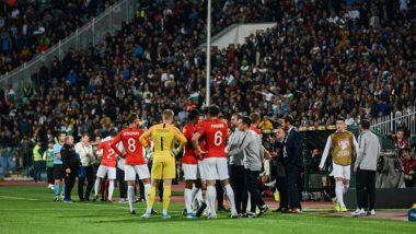 Bulgaria Police Hold Six over Racist Abuse During Bulgaria vs England, Euro 2020