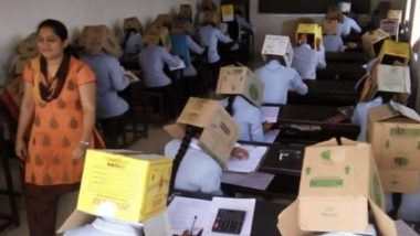 Karnataka University's 'Out of the Box' Solution to Stop Students From Cheating Menace Gives Rise to Funny Memes and Hilarious Jokes in Twitter!