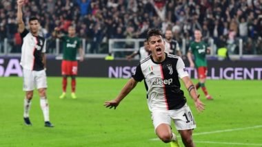 Did Cristiano Ronaldo Called Off Side After Paulo Dybala Scored a Goal During Juventus vs Lokomotiv Moscow, UEFA Champions League 2019-20? Netizens Divided over CR7's Gesture