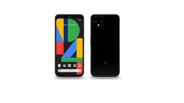 Google Pixel 4 Render Image Leaked Online Ahead of October 15 Launch