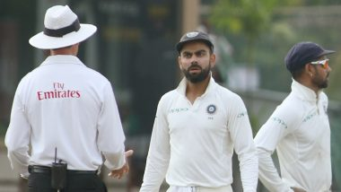 India Squad for Bangladesh 2019 Test Series Announced: Virat Kohli to Lead, Shahbaz Nadeem Left Out and Shubman Gill Included In The Side