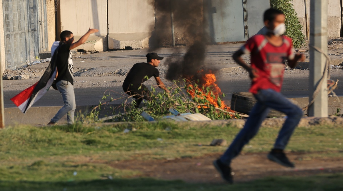 Iraq: Death Toll Rises to 104, Over 6,000 Injured as Protest Escalates in Baghdad and Other Cities
