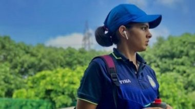 Priya Punia Stars as India Eves Crush South Africa by Eight Wickets in 1st ODI