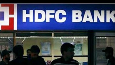HDFC Q4 Profit Falls 22 Per Cent to Rs 2,233 Crore, Declares Dividend of Rs 21 Per Share