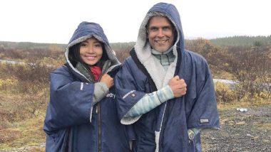 Milind Soman, Wife Ankita Konwar Vacay in Iceland (See Pics)