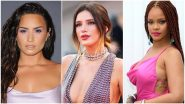 Before Demi Lovato's Nudes Leaked Online, Here's How Bella Thorne, Kaley Cuoco, Rihanna Took a Bold Stand Against the Crime In The Past