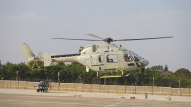 HAL to Start Domestic Manufacturing of Light Utility Helicopters for IAF And Army, Makes Announcement at Def-Expo 2020 in Lucknow