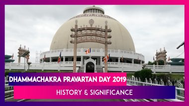 Dhammachakra Pravartan Day 2019: History, Significance Of The Day When Br Ambedkar Embraced Buddhism