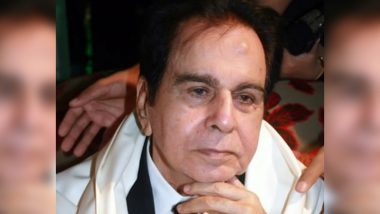 Dilip Kumar Ponders Over Something Significant In His New Twitter Profile Picture and We Wonder What It Is?