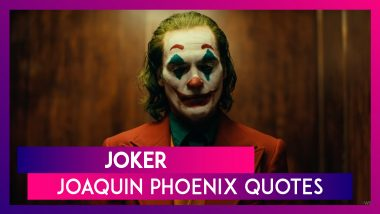 Joker Movie Quotes: Nine Dark Dialogues by Joaquin Phoenix's Arthur Fleck That Will Stay with You