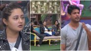 Bigg Boss 13: Rashami Desai Says Sidharth Shukla Hurled Abuses at Her Before Romantic Scenes, Wanted Her Out Of Dil Se Dil Tak