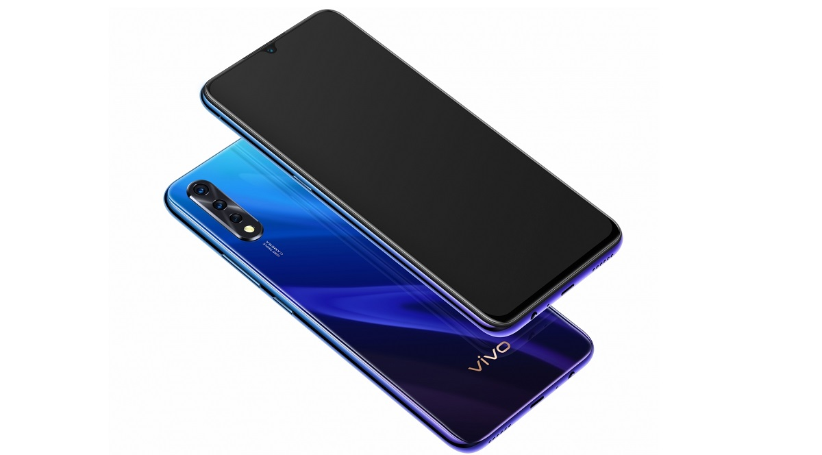 Vivo Z1x 8GB RAM Variant Launched in India at Rs 21,990; Prices, Features & Specifications