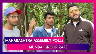 Maharashtra Assembly Polls: Mumbai Group Raps To Spread Awareness About Voting