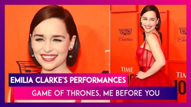 Emilia Clarke Birthday: 5 Performances Of The Actress That Make Her The Queen