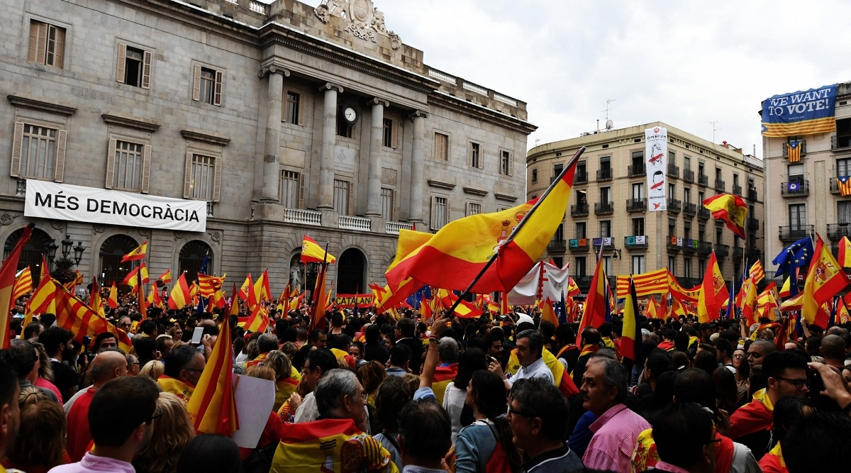 Spain: Thousands Protest Over Increasing Number of Gambling and Betting Shops