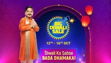 Flipkart Big Diwali Sale 2019: Top 5 Dhamaka Deals on Smartphones, Laptops, TVs & Smart Speakers That You Shouldn't Miss