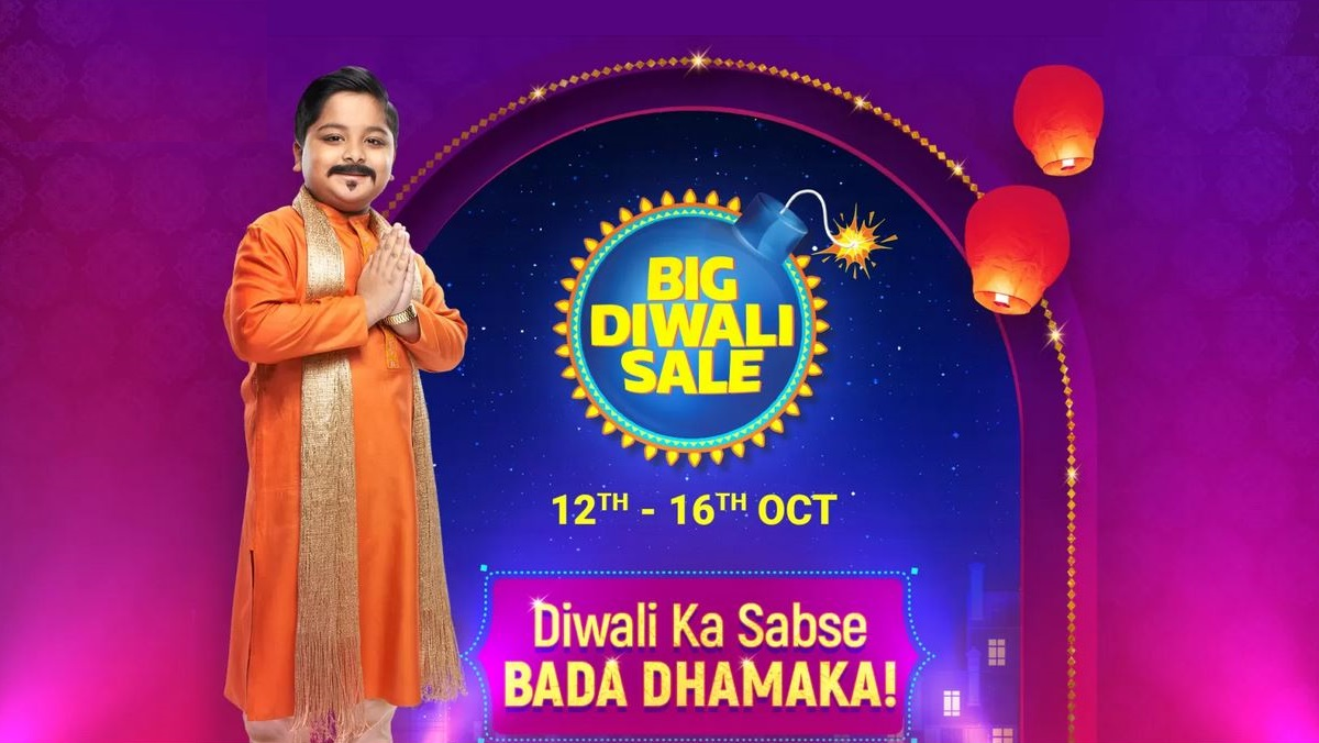 Flipkart Big Diwali Sale 2019 To Commence on October 12; Discounts & Offers on Mobiles, Home Appliances, TVs, Electronics & Accessories