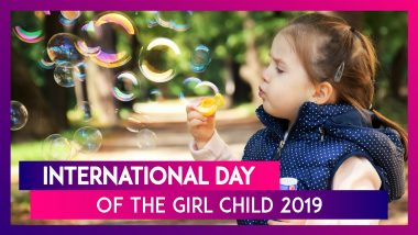International Day Of The Girl Child 2019 Wishes: Messages, Greetings & Quotes To Celebrate Girls