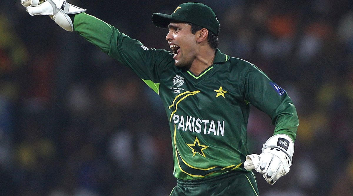 Kamran Akmal Picks Himself in Pakistan's All-Time ODI XI, Justifies His Selection on the Basis of Records (Watch Video)