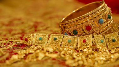 Depreciation in Indian Rupee Leads To Rise in Gold Prices by Rs 70, Rate Touches 38,860 Per 10 Gram
