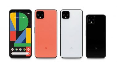 Made By Google 2019 Event Live Stream: Watch Google Pixel 4, Pixel 4 XL Launch Online Telecast Here