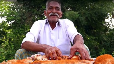 Grandpa Kitchen's Grandpa, Narayan Reddy Dies at 73, Fans Mourn the Death of Kind and Generous YouTuber