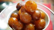 Karwa Chauth 2019 Special Sweets: Mava Malpua to Gulab Jamun, 5 Indian Traditional Dessert to Have Post Karva Chauth Vrat!