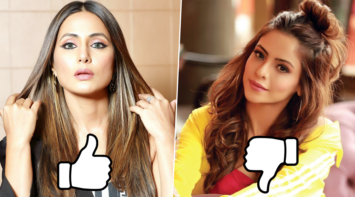 Kasautii Zindagii Kay 2: Fashionista Hina Khan Remains Viewers' Favourite Komolika (View Results)