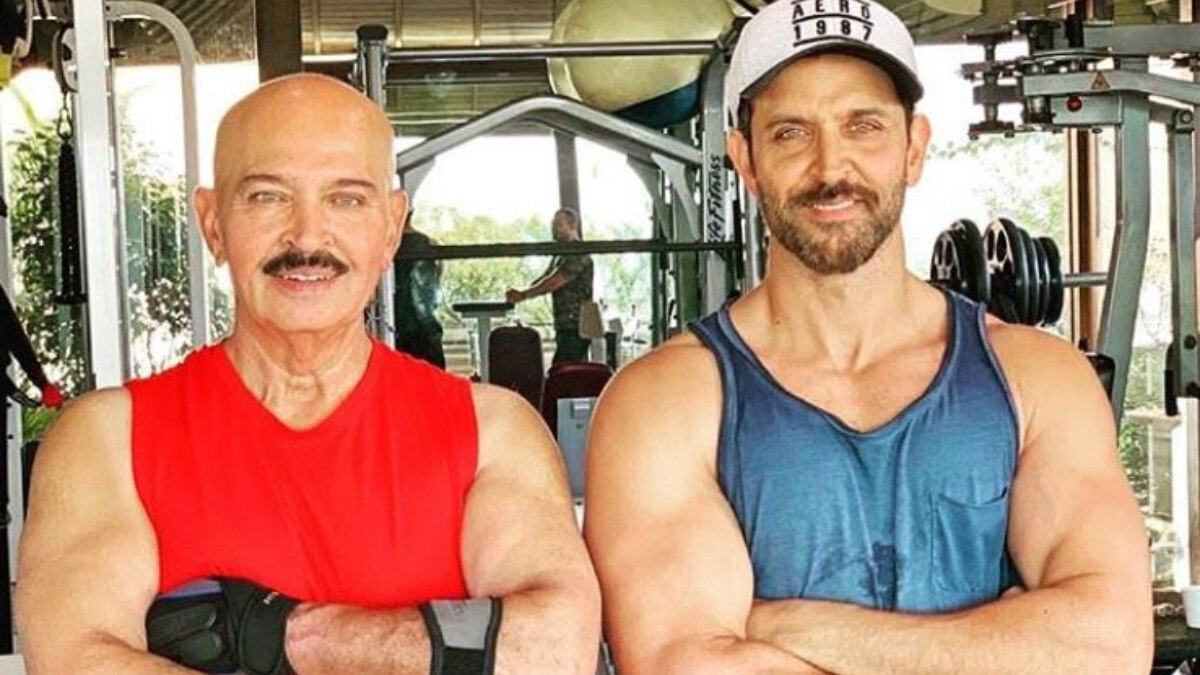 Hrithik Roshan Shares Father Rakesh Roshan's Workout Video, Says 'This Is More Inspiring to Me than Anything Else'