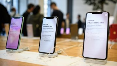 iPhone 11 Takes Apple Ahead of Microsoft in $1.07 Trillion Market Cap