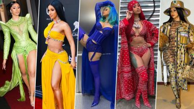 Happy Birthday Cardi B! 9 Hot Pics of the Rapper That Make You Go Okkuurrrrr…!