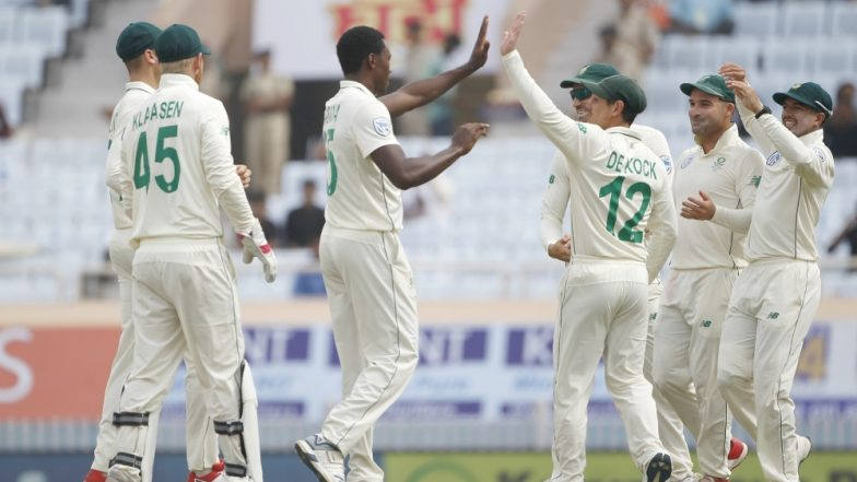 India vs South Africa Live Cricket Score, 3rd Test 2019, Day 2: Get Latest Match Scorecard and Ball-by-Ball Commentary Details for IND vs SA Test Game from Ranchi
