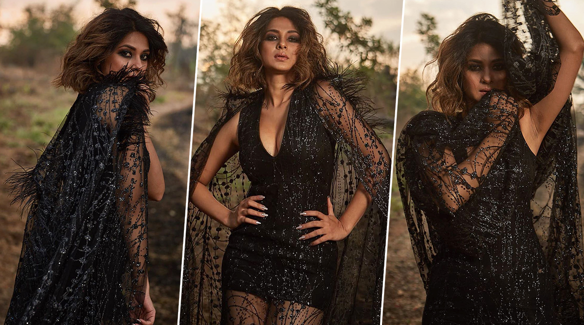 Beyhadh 2 Actress Jennifer Winget Showcases Her Wild and Dark Side in This Latest Photoshoot (View Pics)