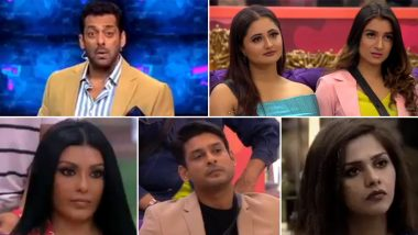 Bigg Boss 13 Day 13 Weekend Ka Vaar Highlights: Dalljiet Kaur Gets Eliminated From The Show