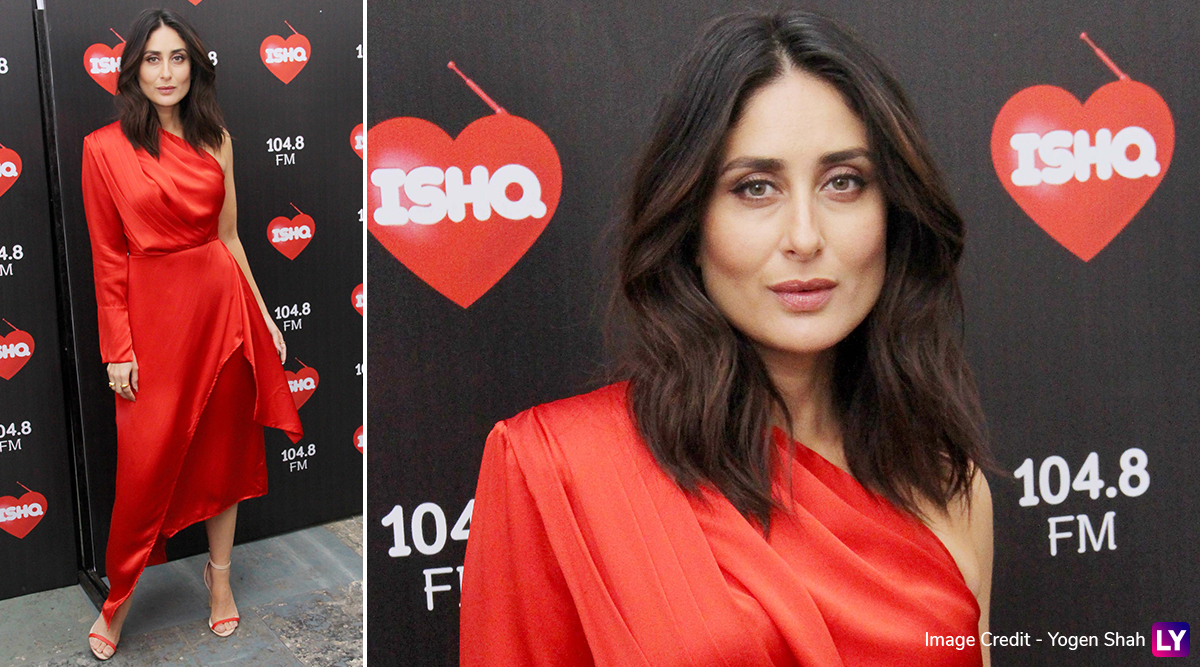 Yo or Hell No? Kareena Kapoor Khan's Red Hot Avatar for 'What Women Want' Season 2 Shooting