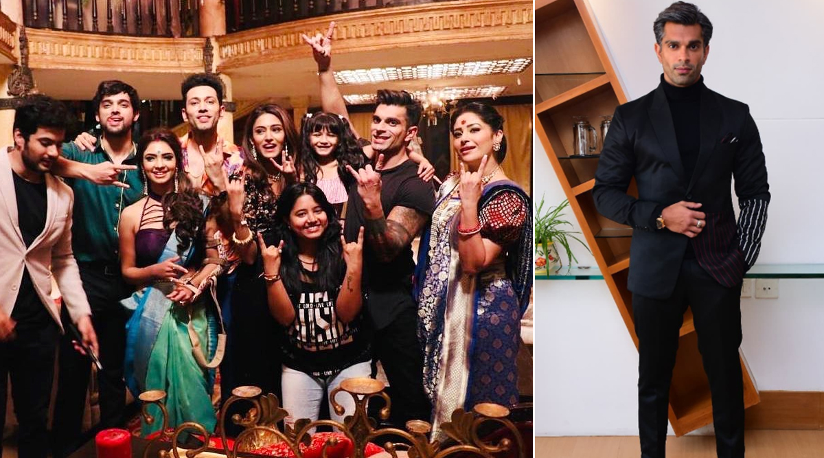 Karan Singh Grover QUITS Kasautii Zindagii Kay After Being Unhappy With His Role, Posts A Farewell Message For The Team