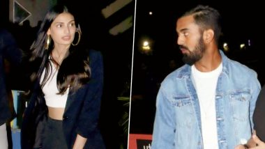 Athiya Shetty and KL Rahul's Dinner Date Pictures Will Further Spark Their Dating Rumours