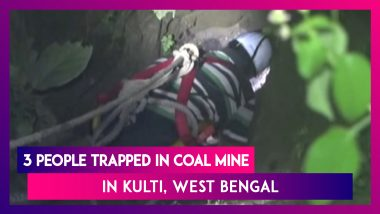 West Bengal: Three People Trapped In Coal Mine In Kulti, Rescue Operation Underway