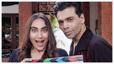 Internet Influencer Kusha Kapila Lands a Role in Karan Johar's Ghost Stories Alongside Mrunal Thakur and Avinash Tiwary!