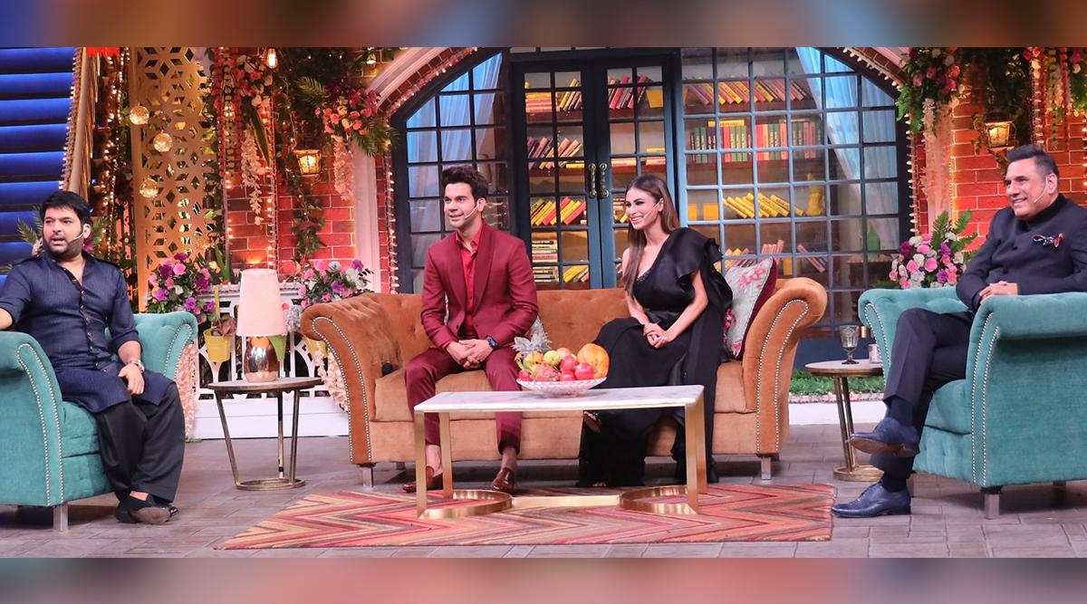 The Kapil Sharma Show Hosts Made In China Actors Mouni Roy, Rajkummar Rao and Boman Irani