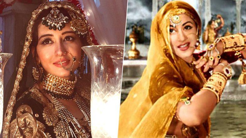 TikTok Ki Madhubala: Social Media User Priyanka Kandwal Becomes Internet Sensation, Thanks to Her Stunning Resemblance to Late Indian Film Actress (Watch Videos)