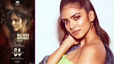 Petta Actress Malavika Mohanan Bags The Lead Role In Vijay Sethupathi's Thalapathy 64 (View Tweet)