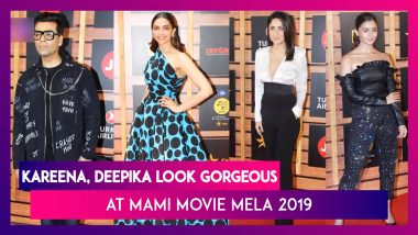 Deepika Padukone, Kareena Kapoor Khan And More Add Glamour To MAMI Movie Mela 2019!