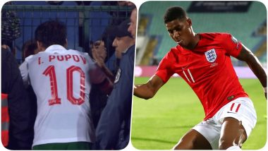 Marcus Rashford Praises Bulgarian Captain Ivelin Popov For Asking Fans Not to Hurl Racist Comments During Bulgaria vs England, Euro 2020 (Watch Video)