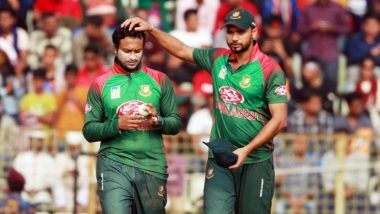 Heartbroken Mashrafe Mortaza Posts an Inspirational Message After Shakib Al Hasan's Suspension