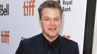 After Govinda, Matt Damon Reveals He Turned Down James Cameron's Avatar Missing Out a Whopping $250 Million Payout