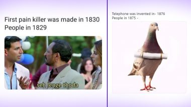 'Was Invented in…' Memes Are Getting Funnier! Hilarious Tweets Explaining How Life Used to Be Before Inventions Go Crazy Viral